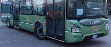 Nuovi orari Autobus TUA per trasporto studenti - in vigore a partire da lunedì 11 gennaio 2021 (in riferimento alla riapertura delle scuole)